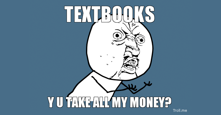 pros and cons of getting textbooks on the cheap the savvy student