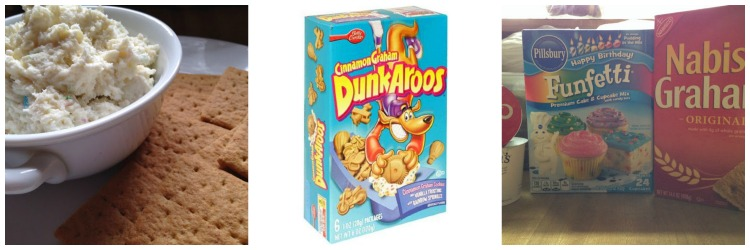 dunkaroos collage