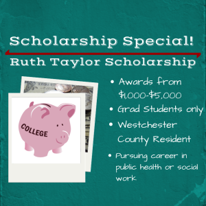 Scholarship Special!