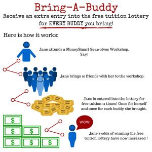 Bring-A-BuddyNew for 2015
