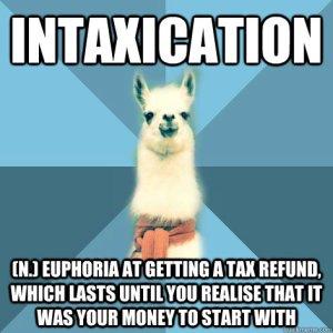 Intaxication Meme