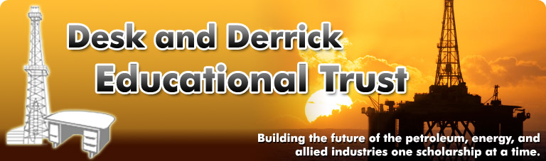 Desk And Derrick Education Trust Scholarship 1 500