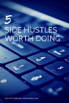 5 side hustles worth doing blog image