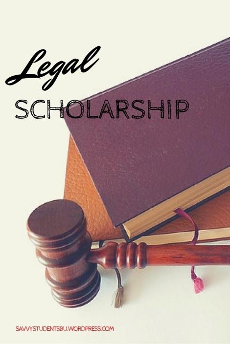 legal scholarship blog image