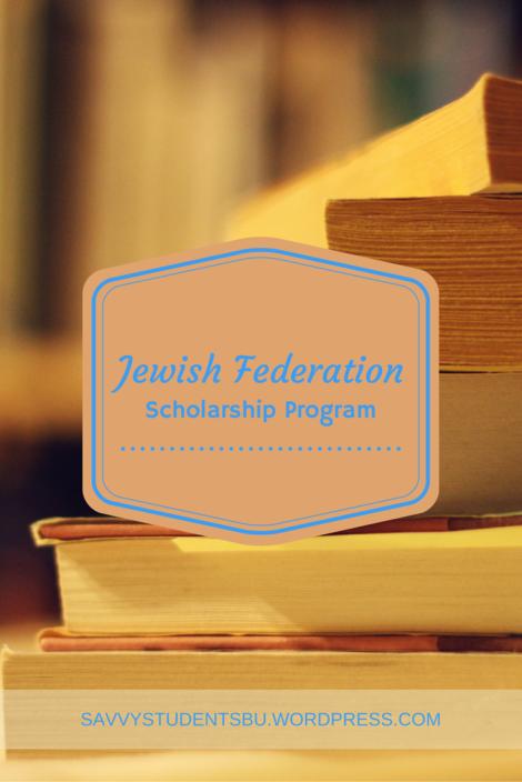 Jewish Federation Scholarship Program.png
